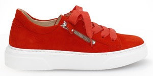 Gabor, orange Sneaker, Artikel 43.314.14