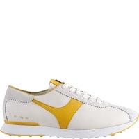 Högl Sneaker 1-102350-1292, Vorderansicht,  Creme Sunflower