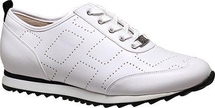 weiss schwarz Hassia Sneaker 1-301951-0601