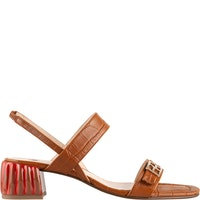 Högl Sandalette 1-103516-2400, Nut, Seitenansicht
