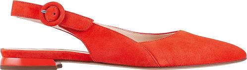 Högl, Slingballerina rot, Artikel 9-100102/4200, Seitenansicht
