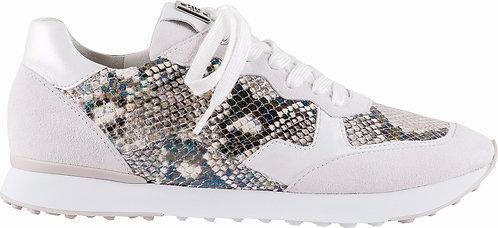 Högl, Sneaker weiss grau, Artikel 9-102301/0402, Seitenansicht
