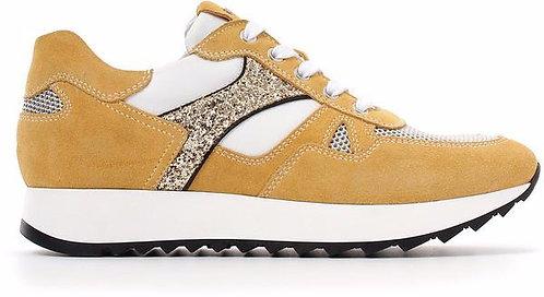 NeroGiardini, gelber Sneaker, Artikel E010521D662