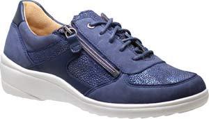 Ganter, blauer Sneaker, Artikel 9-208842/3500