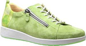 Ganter, grüner Sneaker, Artikel 9-208188/5200