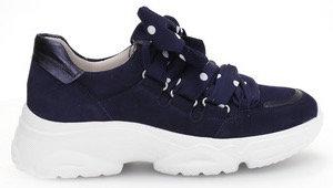 Gabor, blauer Sneaker, Artikel 43.472.16