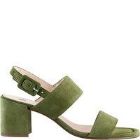 moss Högl Sandalette, 1-105542-5700, Seitenansicht