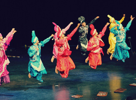 Surprising Things Bhangra Teaches Beyond Dance Moves