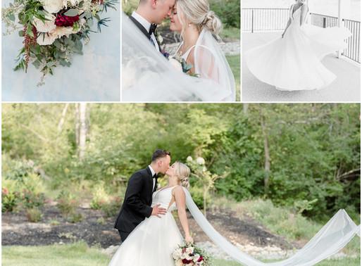 Morgan & Austin | Rosewood Manor wedding | 9.12.2021 | Kayla Bertke photography & design