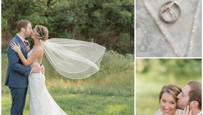 Katie & Spencer | Rosewood Manor Wedding | 9.18.21 | Kayla Bertke photography & design