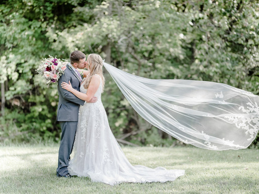 Nicole & Kyle | 9.21.19 | Rosewood Manor | Kayla Bertke photography & design