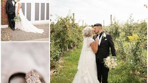Mariah and TJ | Pickwick Wedding | 9.4.21 | Kayla Bertke photography & design