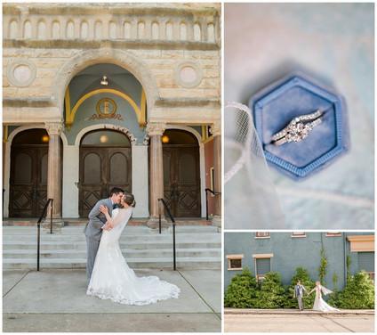 Stephanie & Cameron   Downtown Cincinnati Wedding   5.8.2021   Kayla Bertke photography & design