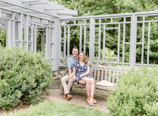 Leighann & Joe | Inniswood Gardens engagement session | Kayla Bertke photography & design