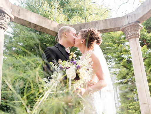 Mason Ohio Manor House Wedding | Kelsey & Jason | Kayla Bertke photography & design