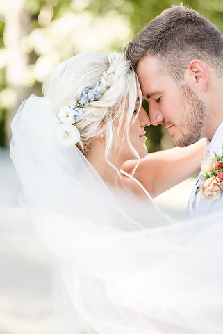 Ohio Weddings, Dayton Ohio Wedding photographer Bride and Groom portraits, Light natural photography