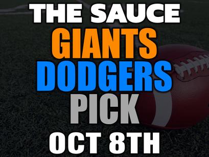 VIP Giants vs Dodgers October 8th