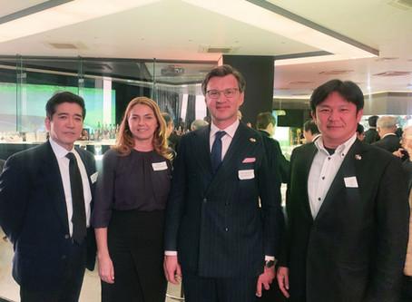 日本リトアニア協会主催新年会 - New Year Party hosted by Japan Lithuania Friendship Association -