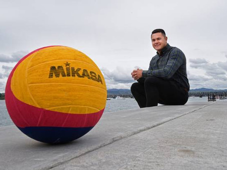 BOP Times: Water polo set to launch at Tauranga waterfront