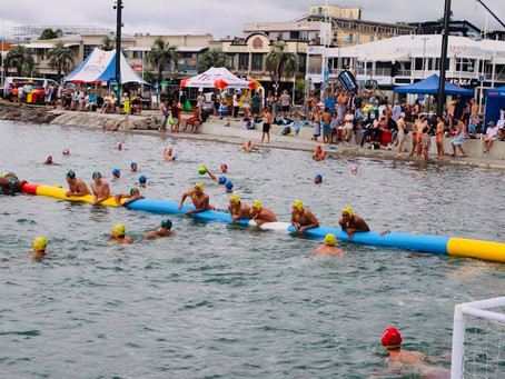 BOP Times: Water Polo on the Waterfront will be back in 2020 after successful first event