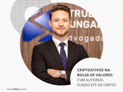 Criptoativos na Bolsa de Valores: CVM autoriza fundo ETF de cripto