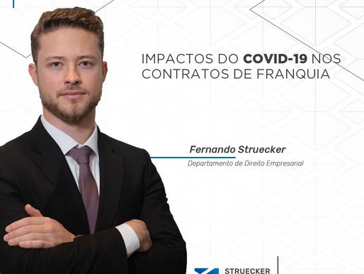 IMPACTOS DO COVID-19 NOS CONTRATOS DE FRANQUIA