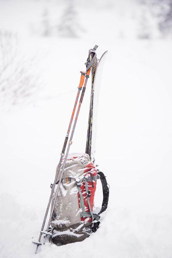 Nordic Ski Race
