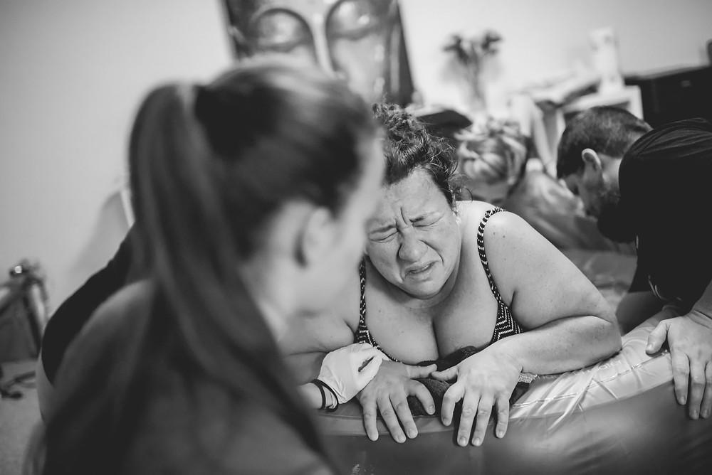 birth story - Utah - Erin Holmstead Photography