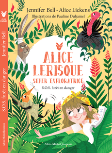 Alice Lerisque (French)
