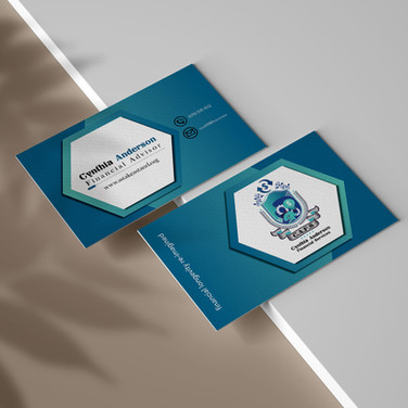 Business Card Designed by our Professional Graphic/Web Designers