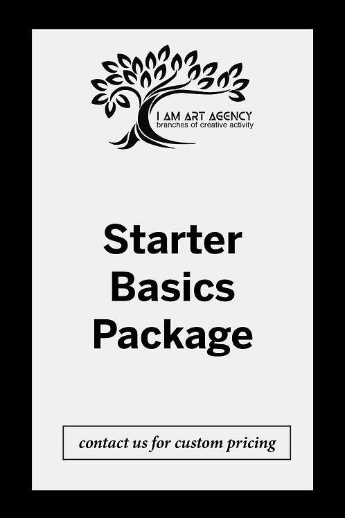 The Starter Basics Package
