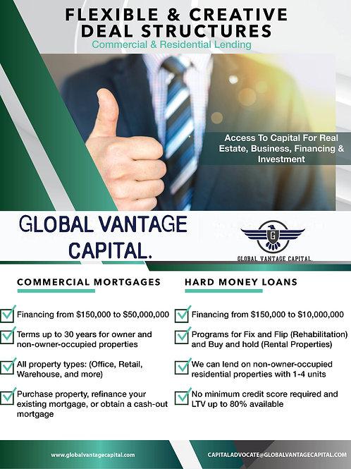 Green Marketing Flyer