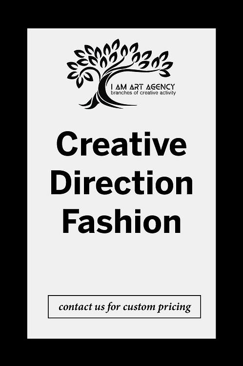 Creative Direction - Fashion