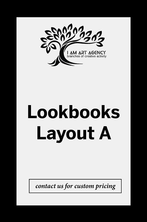 Lookbook Template