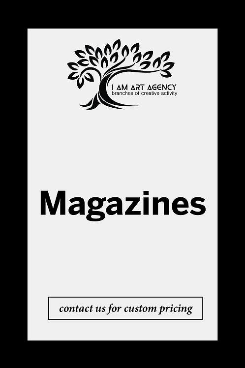 Magazine/Publication