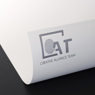 Black/White Logo Created by our Professional Graphic/Web Designers