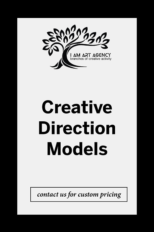 Creative Direction - Models