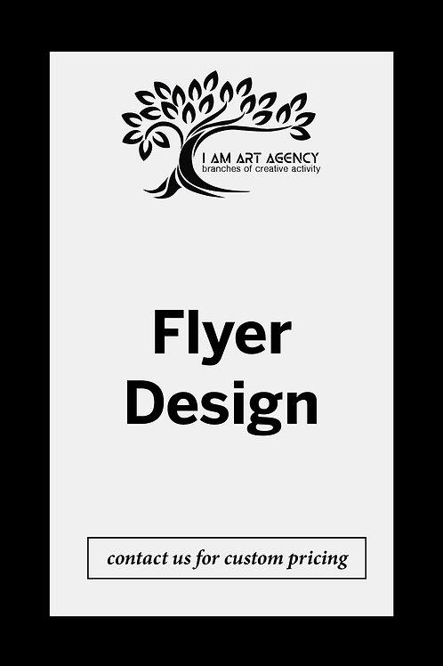 Ads/Flyer Design