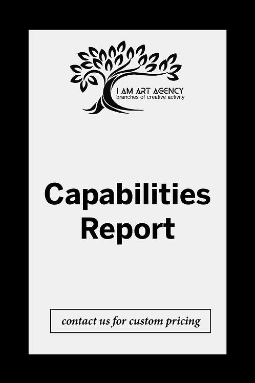 Capabilities  Reports