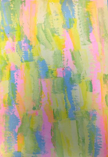 Patterns -Pastel