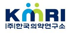 한국의약연구소, 임상 빅데이터 기업 '에비드넷'과 MOU