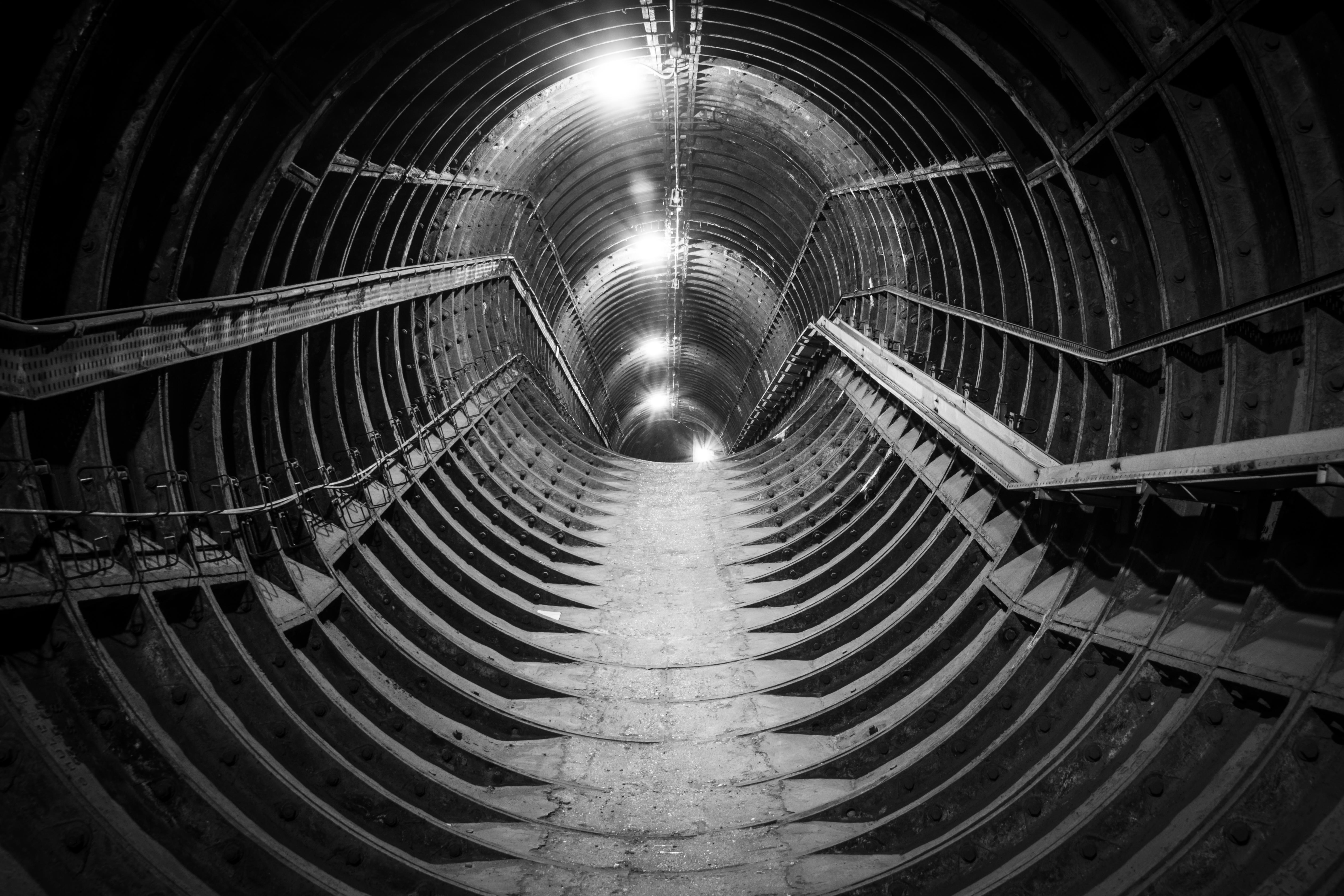 Euston Ventilation Tunnels