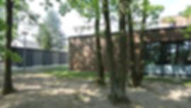 Architekt Nürnberg, Architekt Kindergarten, Ziegelfassade, Lärchenholzfassade geölt, Volker Schmidt Architekten, Architekt, Erweiterung Kinderkrippe
