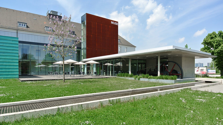 Architekt Nürnberg, , Architektur Schwabach, Architekt Museum, Cortenfassade, Kupferfassade, Sichtbeton, Architekt Schwabach, Volker Schmidt Architekten, Stadtmuseum Schwabach