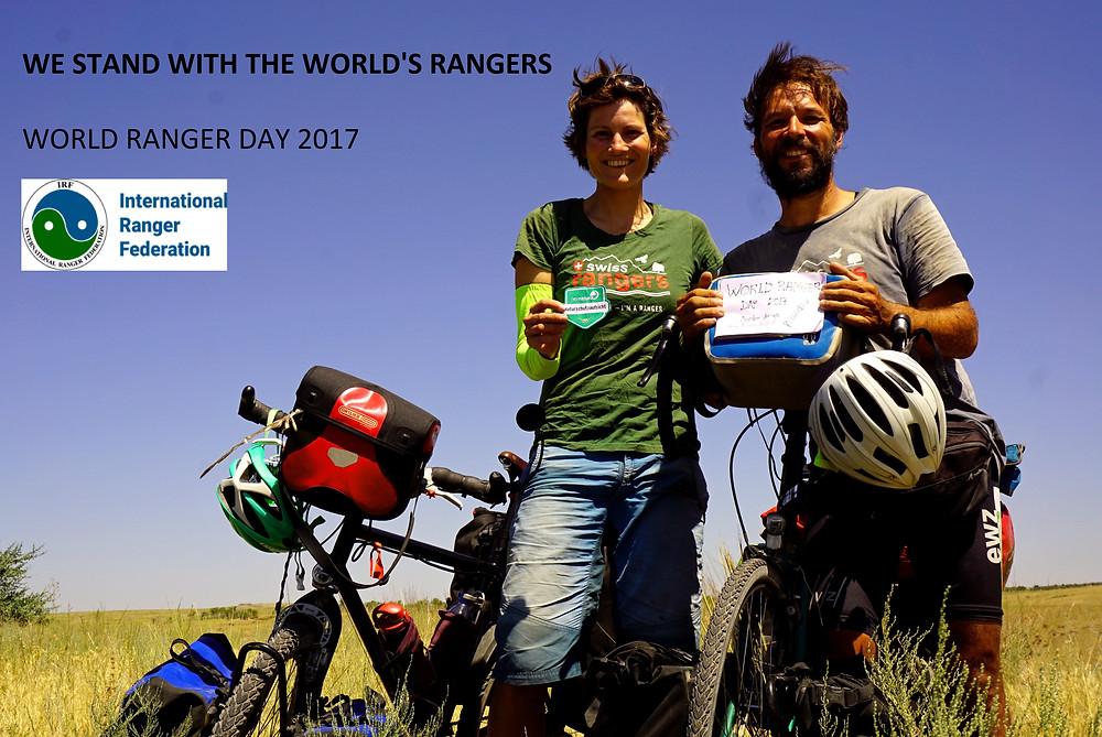 World Ranger Day 2017