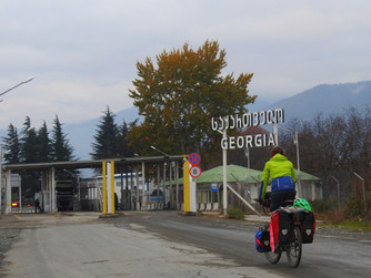 Georgia. En primera línea contra el furtivismo con Giorgi Sulamanidze, Director del Parque Nacional