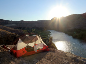 Sueños de explorador en el cañón de Charyn