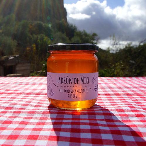 Compra miel ecologica