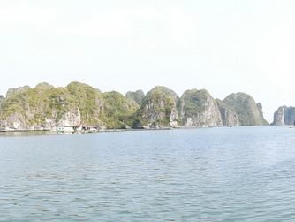 Escalando en Vietnam; Isla de Cát Bà