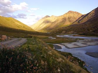 Pedaleando las montañas de Kirguistán; El paso de Tossor